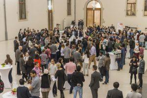 Internationaler Wissenschaftlerempfang im Albertinum Dresden